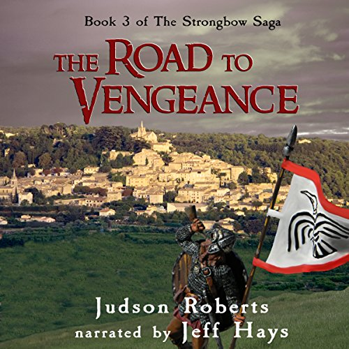 The Road to Vengeance audiobook cover art