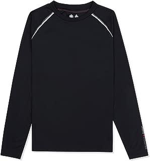 Evolution Dynamic Short Sleeve T-Shirt Tee T Shirt Top Black - Long Sleeve