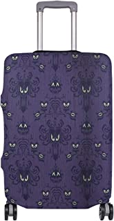 Haunted Mansion Travel Luggage Cover Suitcase Protector Fits 18-20 Inch Luggage