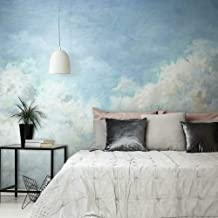 In The Clouds Peel and Stick Wallpaper Mural