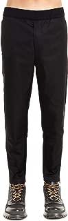 Luxury Fashion Mens UJP1211R4HF0806 Black Joggers   Fall Winter 19