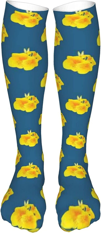 Thigh High Socks Cotton Over the Knee Socks,Novelty Athletic Soc