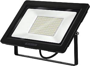 Refletor LED Eco Black+Decker, Branca, 150W, Bivolt, Conector Cabo