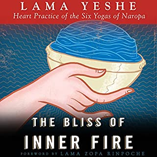 The Bliss of Inner Fire cover art