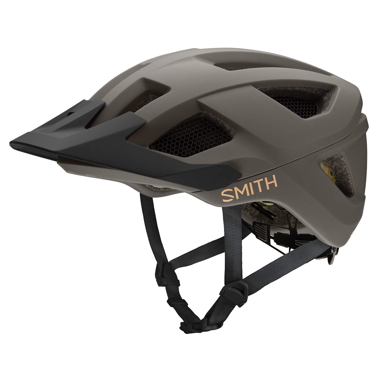 SMITH Session MIPS Fahrradhelm, Matte Gravy, S