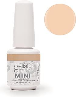 Gelish Mini Need a Tan UV LED Soak Off Gel Nail Polish Bottle 9 mL (.3oz)