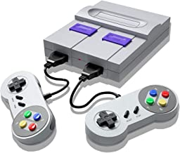 Oriflame Classic Game Console Built-in 821 Game in TF Card, with 2 Joysticks, Video Game Console, Handheld Game Player Con...