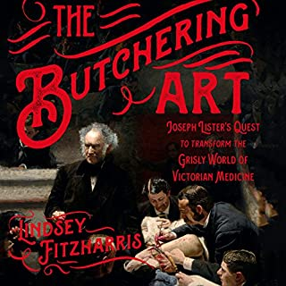 The Butchering Art cover art