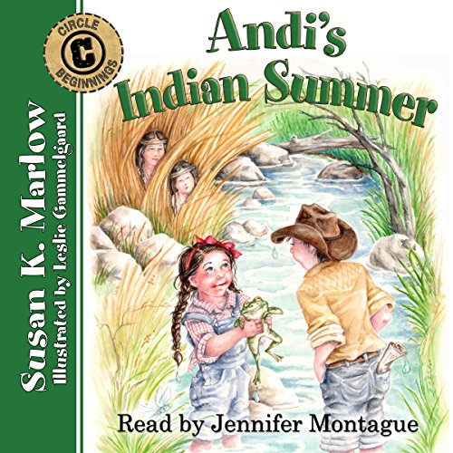 Andi's Indian Summer audiobook cover art