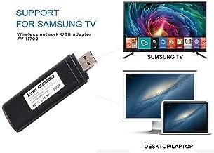 Ylinova Adaptador Velidy Wi-Fi inalámbrico USB para