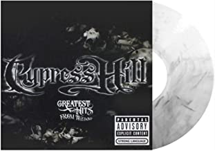 Cypress Hill - Greatest Hits from the Bong Exclusive Clear Smoke Color Vinyl [Condition-VG+NM]