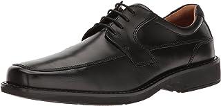 Men's Seattle Apron Toe Tie Oxford, Black, 9-9.5