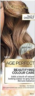 L'Oréal Paris Age Perfect Beautifying Care Semi Permanent Hair Colour - 4 Chestnut