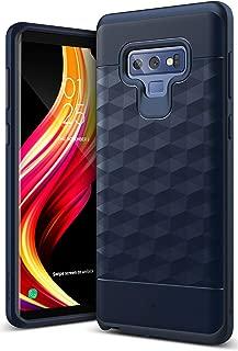 Caseology Parallax for Galaxy Note 9 Case (2018) - Award Winning Design - Ocean Blue