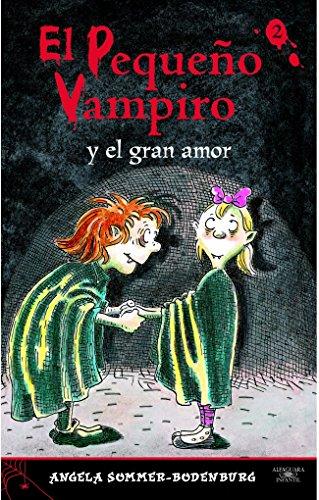 El Pequeño Vampiro y el gran amor