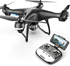 Eanling HS100G Drone with 1080p HD Camera 5G FPV Live Video and GPS Return Home RC Quadcopter for Beginners Kids Adults with Follow Me,Altitude Hold,Intelligent Battery,long flight time