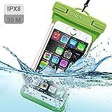 Glorybag - Premium Handy Unterwasserhülle – mit Touch ID Fingerprint – hochwertiges Handycase...
