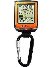 [ラドウェザー]アウトドア時計 高度計 気圧計 温度計 湿度計 デジタルコンパス