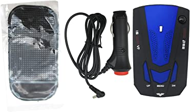 $20 » Gxcdizx Car Radar Detector Laser Radar Detectors 360° GPS Speed Police Safe 16 Band Voice Alert 1080P HD Auto Focus Webcam...