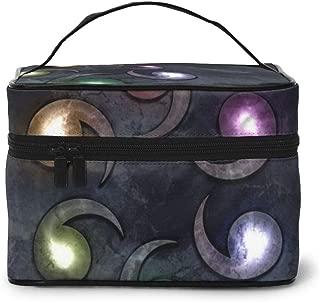 Sage Of Six Paths Rinnegan Nar-uto Shipp-uden Rectangular Cosmetic Travel Bag Makeup Storage Toiletry