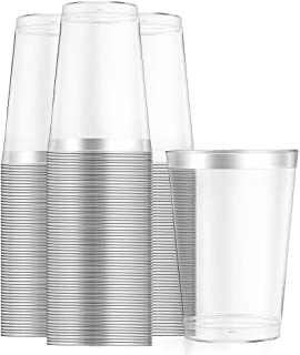 Best silver disposable cups Reviews