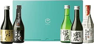 日本酒 飲み比べセット 300ml ✕ 5本