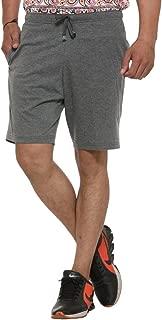 VIMAL Men's Cotton & Crush Short (D11-Anthra-P)