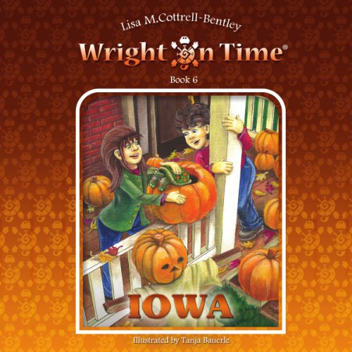 Wright on Time audiobook cover art