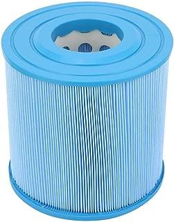 Mumusuki Filter Cartridges Washable Paper Filter Swimming Pool Sauna Hot Tub Paper Filter Replacement Filter Media