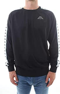 222 Banda - Sweatshirt Ghiamis - Black/White 303SP30 AE2