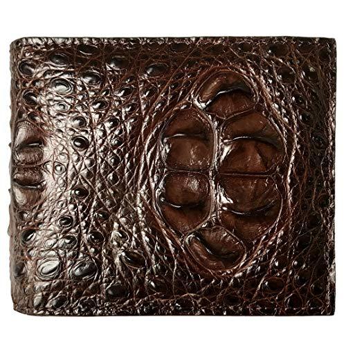 Luxury Crocodile Wallet