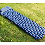 Best Self Inflating Pads - LightingWill Inflatable Sleeping Mat, Self Inflating Camping Pad Review