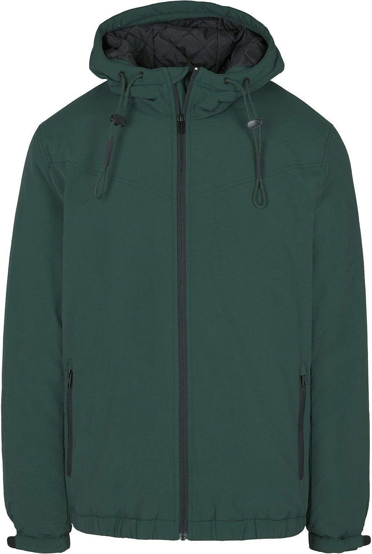 Urban Classics Men Lightweight Portland Mall Easy Max 50% OFF Jacket Hooded