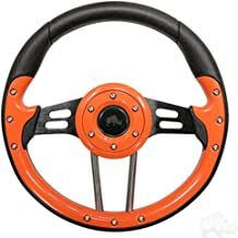 RHOX Aviator 4 Golf Cart Steering Wheel (Available in 5 Colors)