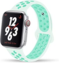 YC YANCH Compatible for Apple Watch Band 38mm 40mm 42mm...