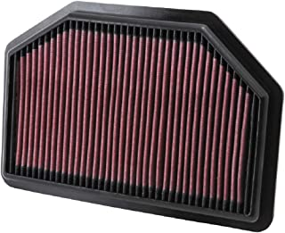 K&N Engine Air Filter: High Performance, Premium, Washable, Replacement Filter: Fits 2013-2016 HYUNDAI (Genesis Coupe), 3...