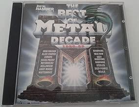 Iron Maiden, Alice Cooper, Skid Row, Manowar, Deep Purple..