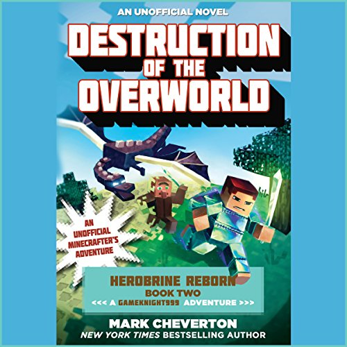 Destruction of the Overworld audiobook cover art