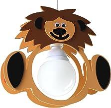 """Elobra Hanglamp leeuw """"Leo"""", 1 lamp ELO-127254"""