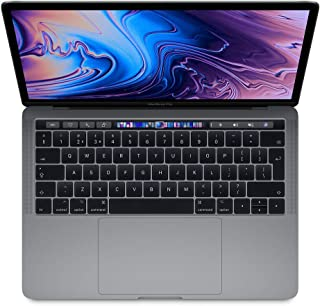 Apple MacBook Pro Core i5 (13-Inch, 8GB RAM, 512GB Storage, 3.1GHz Intel Space Gray, Touch Bar) (Reacondicionado)