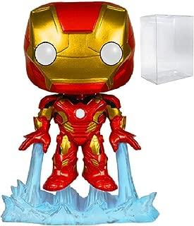 Marvel: Avengers 2 Age of Ultron - Iron Man Mark 43 Funko Pop! Vinyl Figure (Includes Compatible Pop Box Protector Case)
