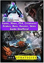 Ark Aberration Game, Xbox, Ps4, Creatures, Drakes, Boss, Dossier, Skins, Guide Unofficial