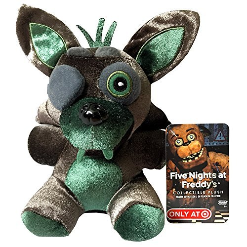 Plush: Five Nights at Freddy's: Foxy Exclusivo