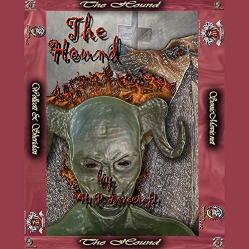 The Hound cover art