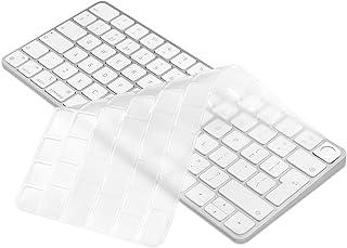Funda de teclado para teclado iMac Magic Keyboard de 24 pulgadas con Touch ID A2449 y Magic Keyboard A2450 M1 Chip 2021 La...