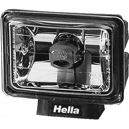 Hella 1fa 007 133 021 Ff Halogen Fernscheinwerfer Micro Ff 12v Referenzzahl 12 5 Anbau Glasklare Streuscheibe Lichtscheibenfarbe Transparent Links Rechts Auto