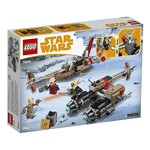 LEGO Star Wars Cloud-Rider Swoop Bikes Speeders 75215 - 355 Pièces - 2