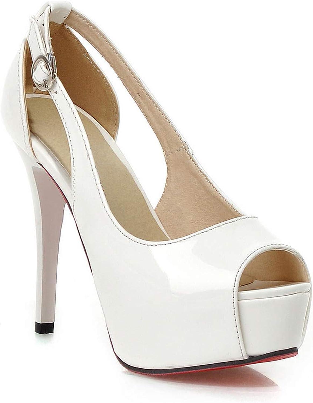 Mo Duo 2019 Summer Sandals Sexy peep Toe high Heels Platform Woman Pumps Wedding shoes Sandals
