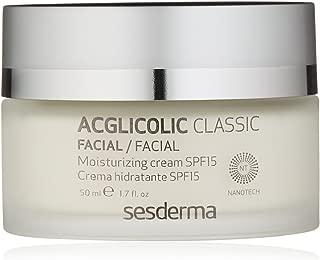 Sesderma Acglicolic Classic Moisturizing Cream ,1.7 Fl Oz