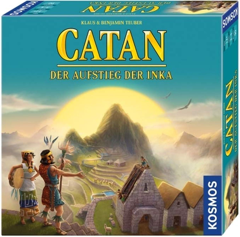 Unbekannt Kosmos Catan Aufstieg der Inka